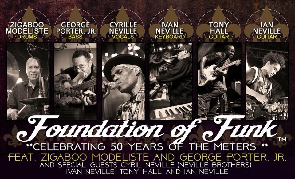 Foundation of Funk - Celebrating 50 Years