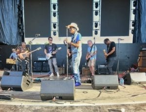 Foundation Of Funk Welcomes Bob Weir, Mickey Hart, John Mayer, Bill Kreutzmann For The Meters' 50th Anniversary At LOCKN'