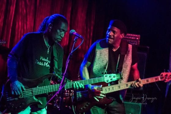 Who Says a Funk Band Can't Play Rock?!