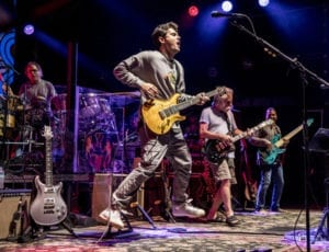 "From the Sunday ""LOCKN' Times"" : Funk & Company"