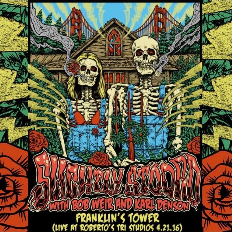 Slightly Stoopid Releases Franklins Tower Live from TRI Studios